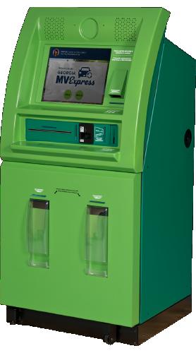 Green Tag Kiosk